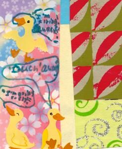 """Ducks"" By: Tina"